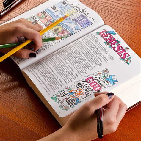 1 year bible journal kjv my creative bible