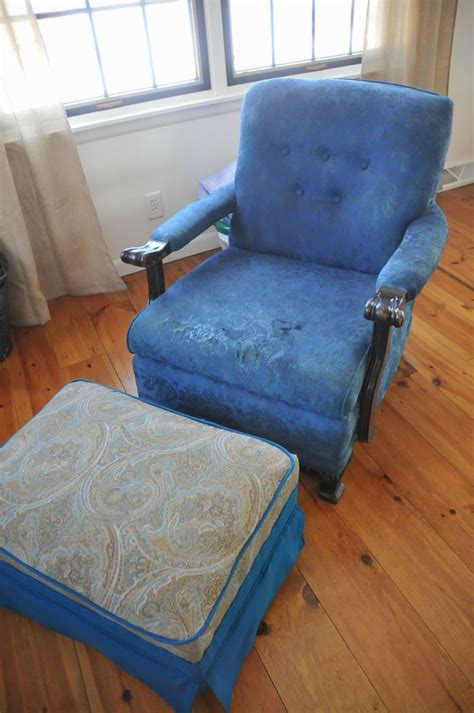 transforming  white chair  rit dye  www