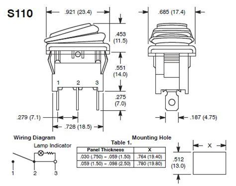 12v lighted rocker switch wiring diagram wiring diagram