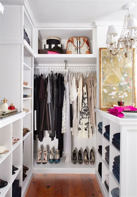 Open Closet Organization Ideas by Awesome Small Walk In Closet For Your Room Closet