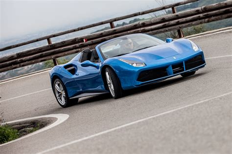 Review 488 Spider by 2016 488 Spider Review Drive Caradvice
