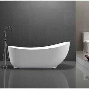 Freistehende Armatur Wanne : freistehende badewanne acryl erfahrung die neueste innovation der innenarchitektur und m bel ~ Sanjose-hotels-ca.com Haus und Dekorationen