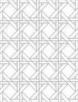 Coloring Pattern Quilt Sheets Block Number sketch template