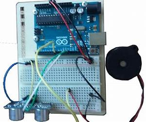 Simple Arduino Ultrasonic Sensor Door Alarm    Motion