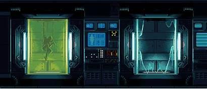 Pixel Fi Lab Cyberpunk Space Lo Animated