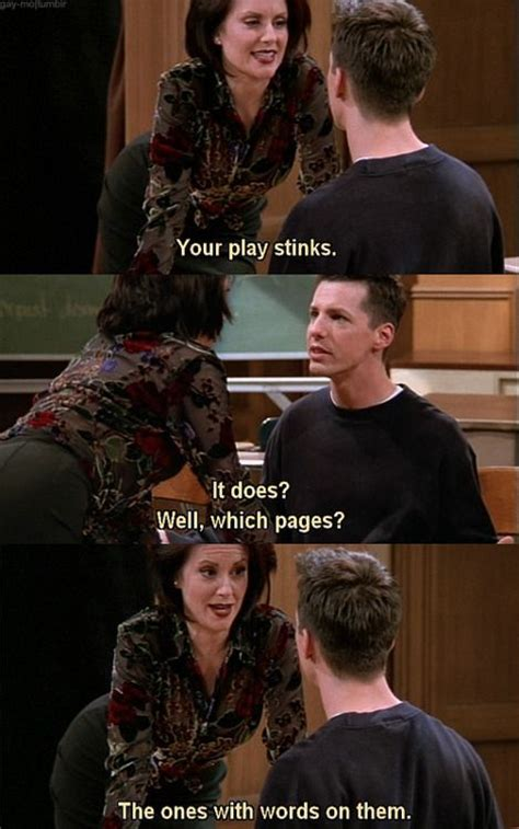 120 Will & Grace ideas | will and grace, bones funny ...