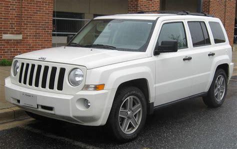 Jeep Patriot Wikipedia