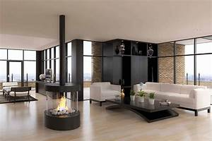 Stand, Alone, 75, X, 65, Curved, Fireplace