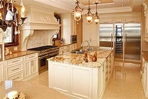 comment donner un style provincial francais a votre With kitchen cabinets lowes with faire une fleur en papier