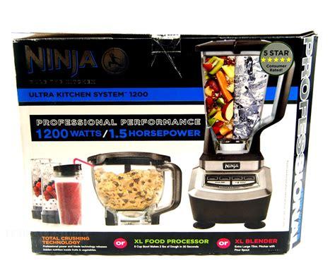 ninja ultra kitchen system 1200
