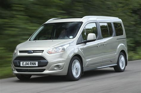 ford tourneo grand connect ford grand tourneo connect review autocar