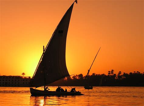 Felucca Boat by Top 5 Ways To Wander The World S Wonders The Inside