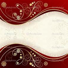 Gold And Red Wallpaper Wallpapersafari