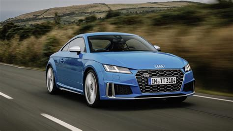 Audi Tt Coupe 2019 by 2019 Audi Tt Coupe Review Top Gear