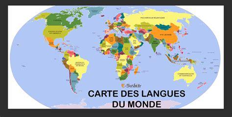 Carte Des Pays Du Monde by Carte Mondiale Avec Pays Du Monde Image Arts Et Voyages