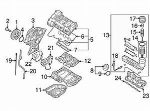 Knock Sensor 2013 Hyundai Veloster