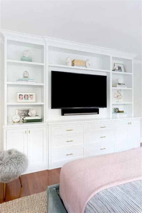 best 25 built in tv wall unit ideas on built