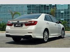 Camry 25V ~ Car Reviews, Car Care And Car Facts Blog