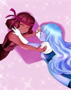 Ruby X Sapphire Steven Universe