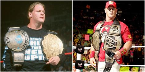 Best Double WWE World Champions, Ranked | TheSportster