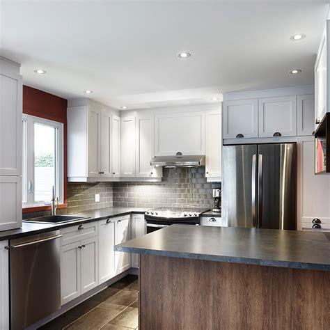 cuisine armoire brune cuisines beauregard cuisine réalisation 359 cuisine