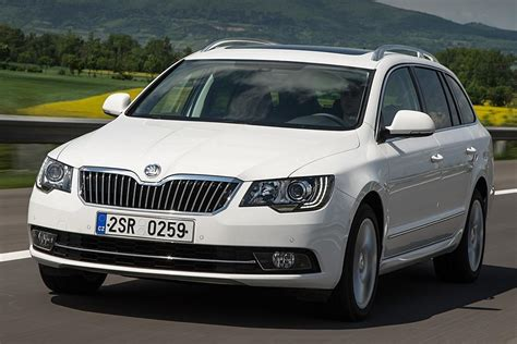 2018 Skoda Superb Ii B6 Pictures Information And
