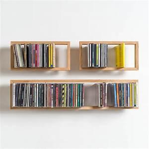 Cd Regal Klein : das schwebende cd regal b im shop ~ Michelbontemps.com Haus und Dekorationen