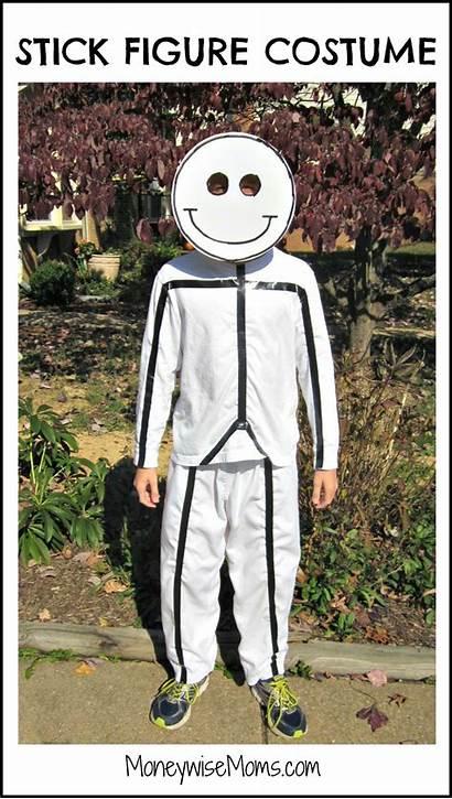 Stick Costume Figure Halloween Diy Costumes Easy