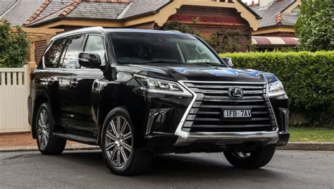 2019 Lexus Lx 570 V8 Colors, Release Date, Redesign, Price