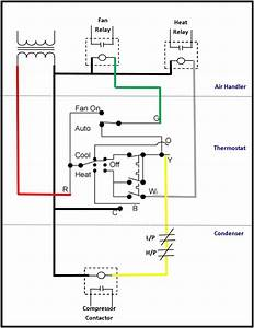 Ac Thermostat Wiring Diagram  U2014 Untpikapps
