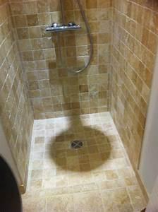 Salle De Bain En L : salle de bains ~ Melissatoandfro.com Idées de Décoration