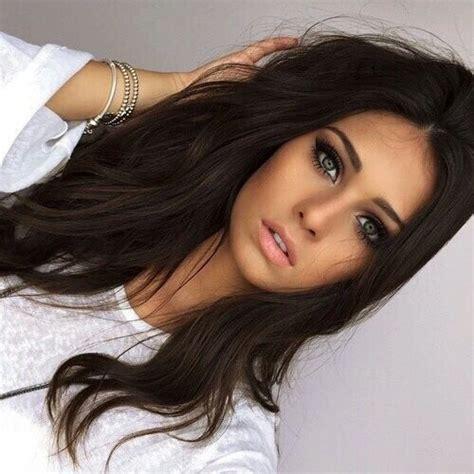 dark brown hair color ideas  beautiful hair