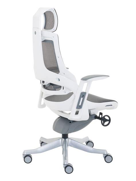 siege de bureau ergonomique fauteuil ergonomique basculant tout filet et réglable gap