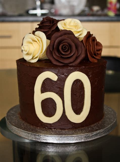 He would have been happier in your presence but the lovely designer cake would work wonders. What are cool sayings for a 60th birthday cake? - Quora
