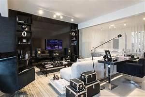 Www Lambert Home De : salas de luxo 60 ideias e fotos inspiradoras ~ Frokenaadalensverden.com Haus und Dekorationen