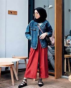 Mix and Match Gaya Mode Hijab Simple yang Kekinian Hits   Spice