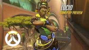 Here39s Overwatch39s Lcio In 7 Minutes Of New Gameplay
