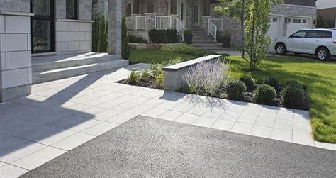terrassement euro pave uni terrasse de jardin pose