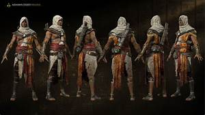 Assassin's Creed Origins: How To Unlock All Outfits ...