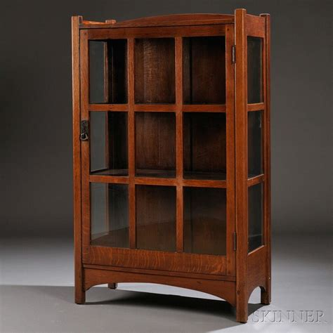 Small China Cabinet For Sale - arts crafts china cabinet sale number 2661b lot