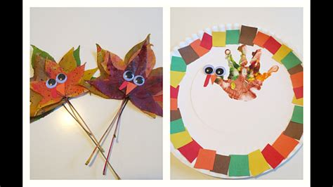 thanksgiving crafts for toddlers 124 | maxresdefault
