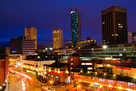 Birmingham Named Most Improved UK City - North Property Invest
