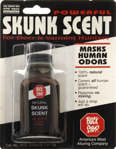 odeur urine canap buck stop skunk deer scent shopswell