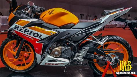 honda cbrr repsol launched  indonesia