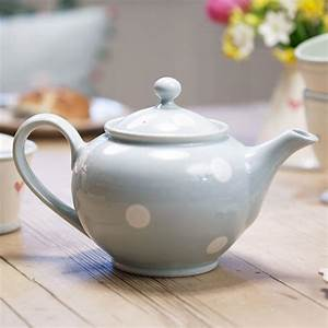 Hand, Painted, Round, Teapots, By, Susie, Watson, Designs