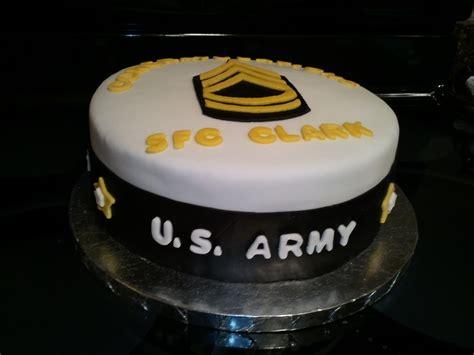 army promotion cake cakecentralcom