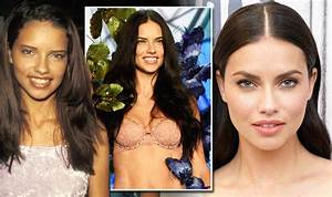 Victoria Secret Model Adriana Lima Then And Now Will She