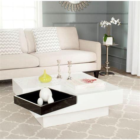 safavieh coffee table safavieh wesley white coffee table fox2213a the home depot