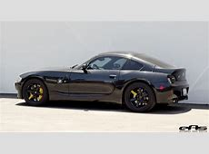 Black&Yellow BMW E86 Z4 M Is Worthy of Darth Vader's Car