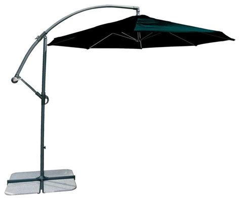 aluminium cantilever parasol modern